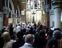 How the Church can take a small step forward