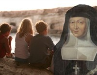 Your Children Having Trouble Picking Good Friends? St. Jane de Chantal Can Help