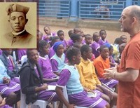 "Nigerian Youth Are Given ""Something American"" - the Story of Ven. Tolton, First Black American Priest"