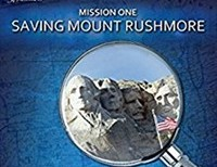 Teen Book Review - Saving Mount Rushmore