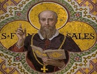 Overcoming an angry and violent world; lessons from The Gentle Saint
