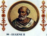 "POPE EUGENIUS II, THE ""FATHER OF THE PEOPLE"""