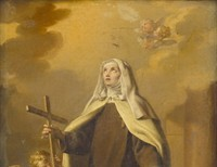 St. Margaret of Cortona— From Sinner to Saint; her patronages include; the homeless, single moms, orphans, midwives,  reformed prostitutes, the insane and more (link at end).