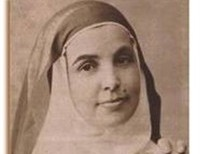 "Rejected by two Religious Orders, she started her own. She became known as the ""Mother of the Poor.""  Meet St. Angela of the Cross Guerrero"
