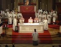 In the absence of the Mass, Jesus remains