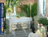 Bishop DiMarzio Consecrates Brooklyn to the Sacred Heart