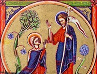 St Mary Magdalene as Type of the Jewish Transitions