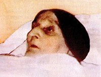 Mariantonia Sama, bedridden for 57 years with her legs bent as if crucified; to be proclaimed Blessed by the Church