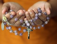 A Rosary for the Souls of Priests in Purgatory