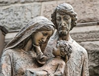 Reflections on the Holy Family: Did St. Joseph Take the Night Shift?