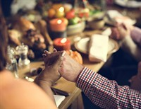 Christifying Thanksgiving: The Thanksgiving Table Blessing