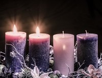 Advent: Hoping for in the Fulfillment of God's Promises
