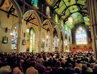 Living The Worthy Life:  Is Going To Church Enough?