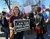 Philadelphia Pro-Life March January 23, 2021