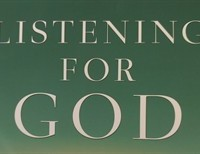 Book Review: Listening for God by Teresa Tomeo