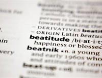 Living Lenten Be-Attitudes.