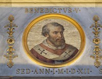 Pope Benedict V: A Short-Lived Papacy