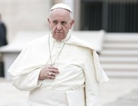 Pope Encourages World Leaders to Protect Environment at Climate Summit