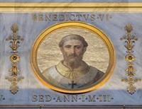 Popes Benedict VII and John XIV