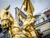 The Feisty Joan of Arc and Her Legacy