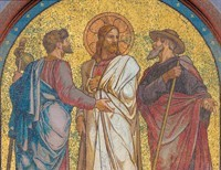 What does the Road to Emmaus Remind Me Of?