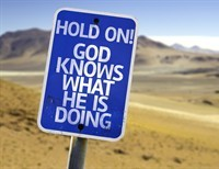 Why is Trusting God So Hard?