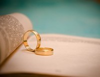 In God's Design of Marriage, the couple mirrors God's love