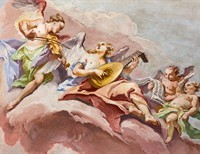 Catholic Teachings On The Angels, Part 3: The Heavenly Hierarchy; The Nine Choirs Of Angels