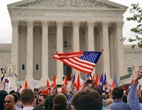"Thoughts About the Supreme Court Ruling on Same Sex ""Marriage"""