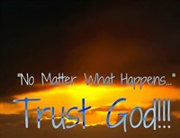 Having TOTAL Trust in God