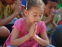 The Little Lamb's Prayer