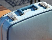 "Have you filled your ""spiritual suitcase"" today?"