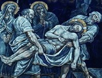 The Fourteenth Station of the Cross: A Mercy Reflection