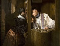 Workplace Conversations on Confession and the Priesthood...
