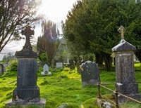 November Cemetery Visits for the Souls In Purgatory