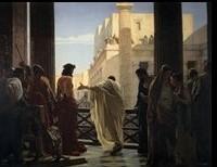 The Mayor, Morality and Pontius Pilate...