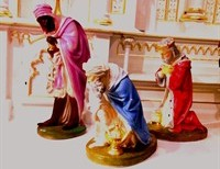 Divine Mercy And The Three Kings