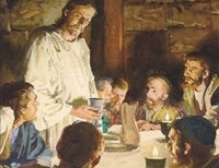 The Eucharist - God Breaks Into Time
