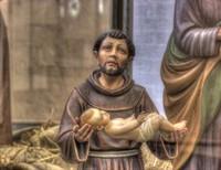 Saint Francis And The Origin Of Nativity Scenes
