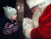 Christmas, Santa and a Boy's Dying Wish...