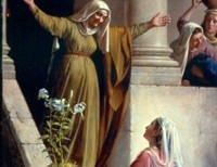 The Mysteries of the Rosary: The Second Joyful Mystery