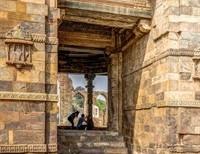 The narrow gate to Heaven's door