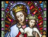 Mary is the Queen of Heaven