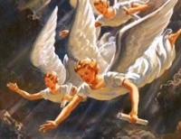 Day 342 – The Angel with the Small Scroll