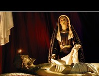 Calvary defined the role of Mary